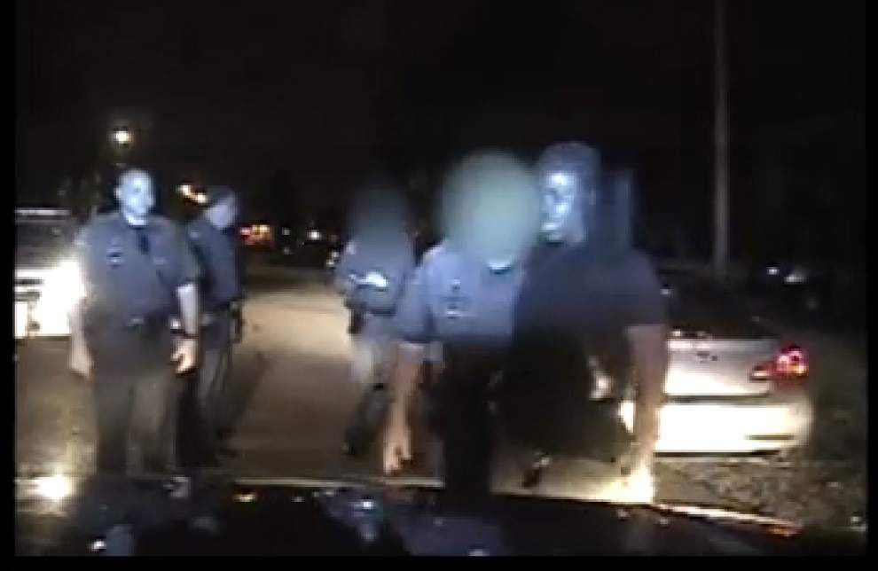 Video of Shamarr Allen incident doesn't end debate over what happened _lowres
