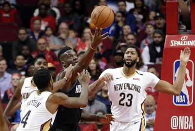 15fffc74863 Kushner  Biggest takeaway from Pelicans  big win vs. Rockets  New ...