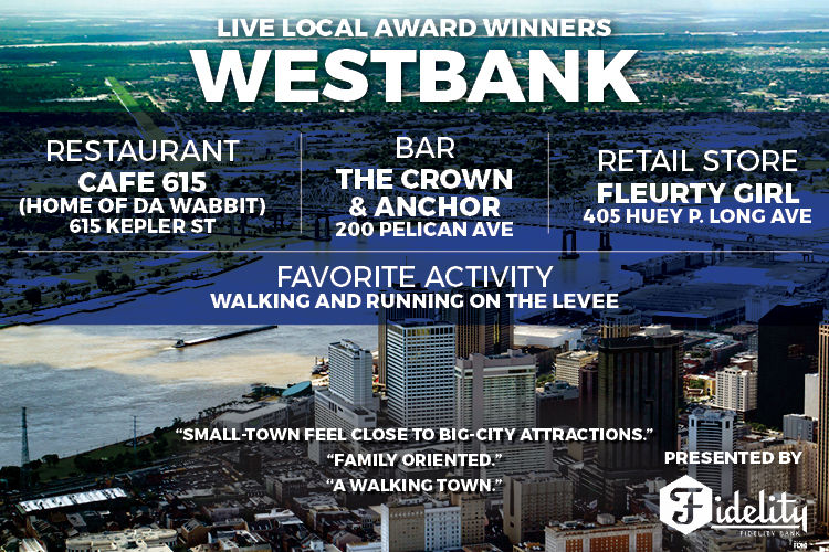 Live local westbank winners