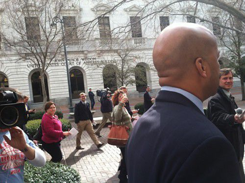 Nagin pleads not guilty to all counts_lowres