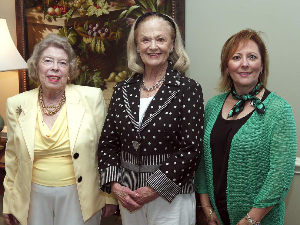 Nell Nolan: Art in Bloom, National Council of Jewish Women, Salvation Army luncheon _lowres