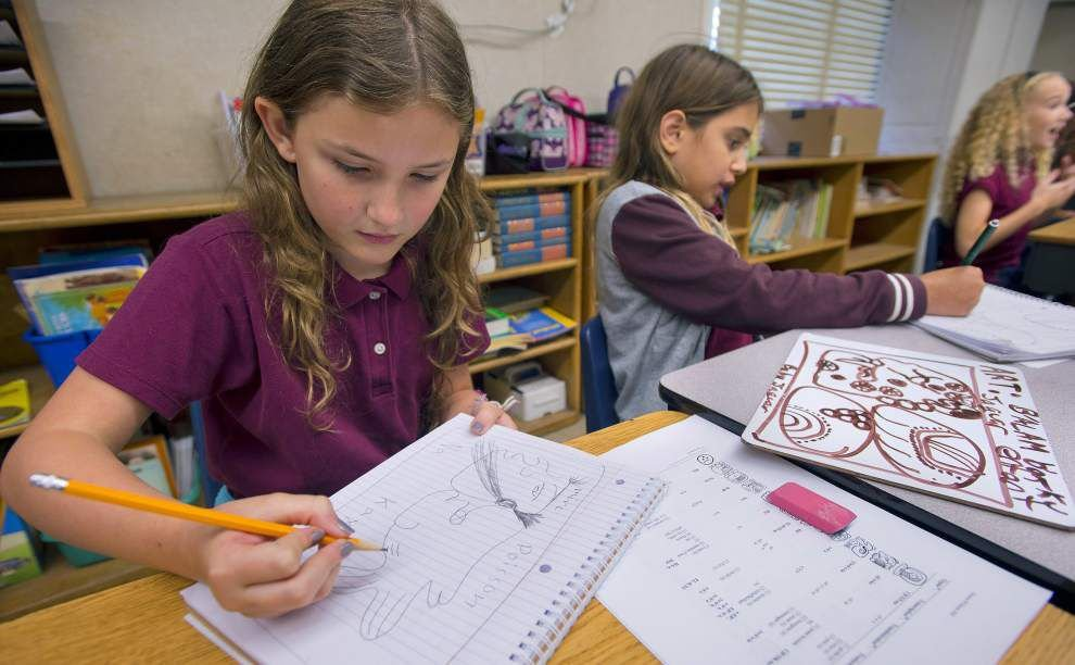 Parlez-vous Français? Artist finds way to learn French at elementary school _lowres