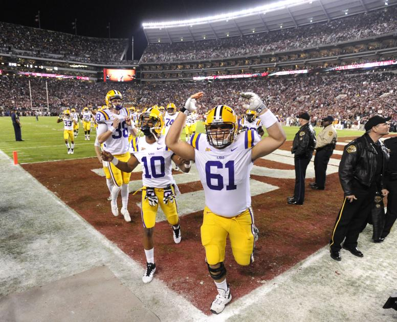 Quiz: How well do you remember the last time LSU beat ...