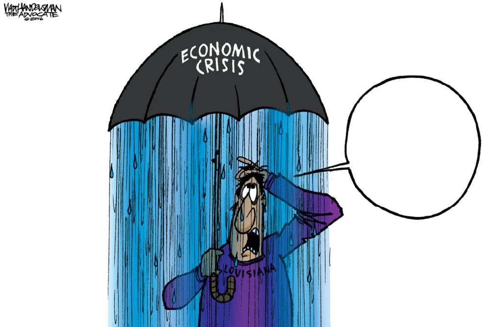 In Toon with Walt Handelsman contest: When it rains, it pours! _lowres