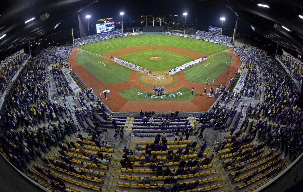 Scott Rabalais: Expect magic in the air when LSU and Coastal Carolina clash Saturday night at The Box _lowres