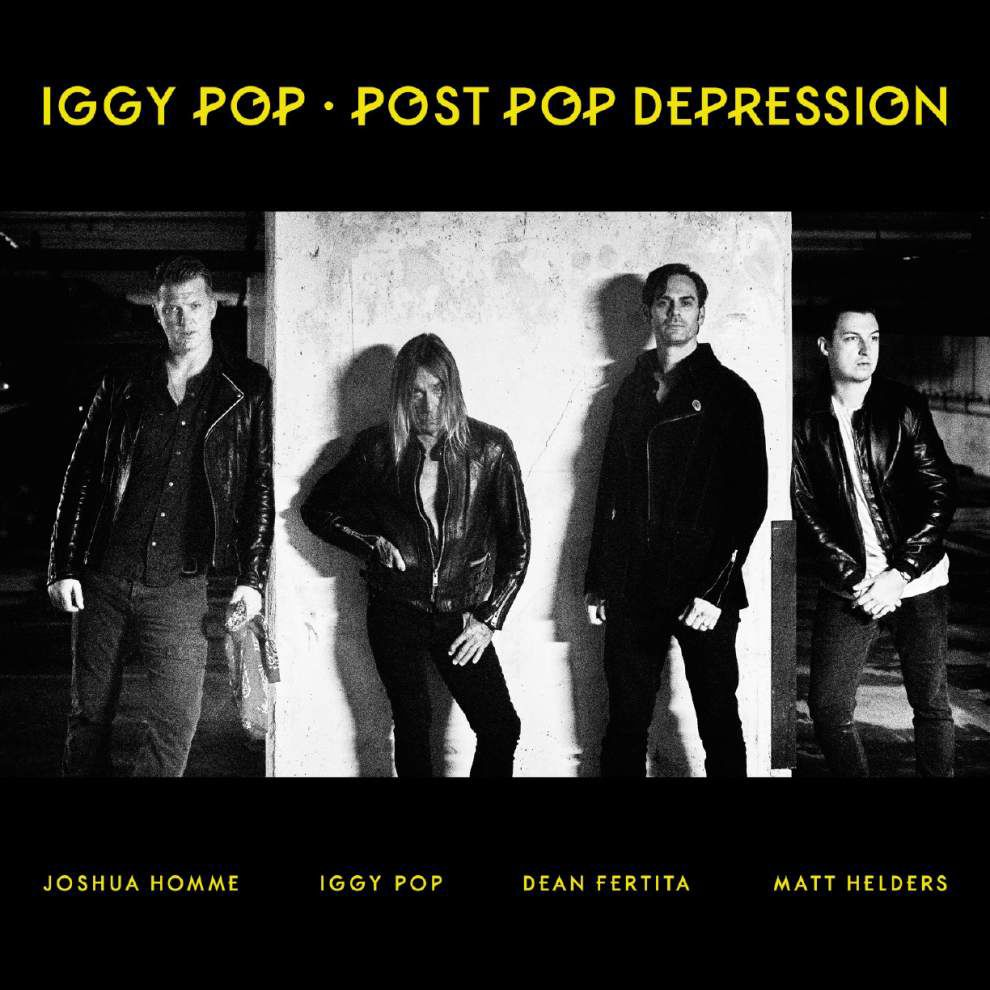 Album reviews: Gwen Stefani, Iggy Pop _lowres