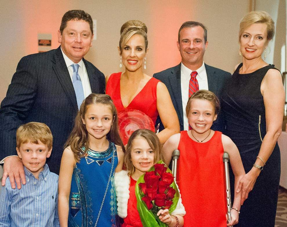 Pam's Party Line: Baton Rouge's Best Dressed, Houmas House's annual St. Patrick's Day dinner, Advocate VIP Night, more _lowres