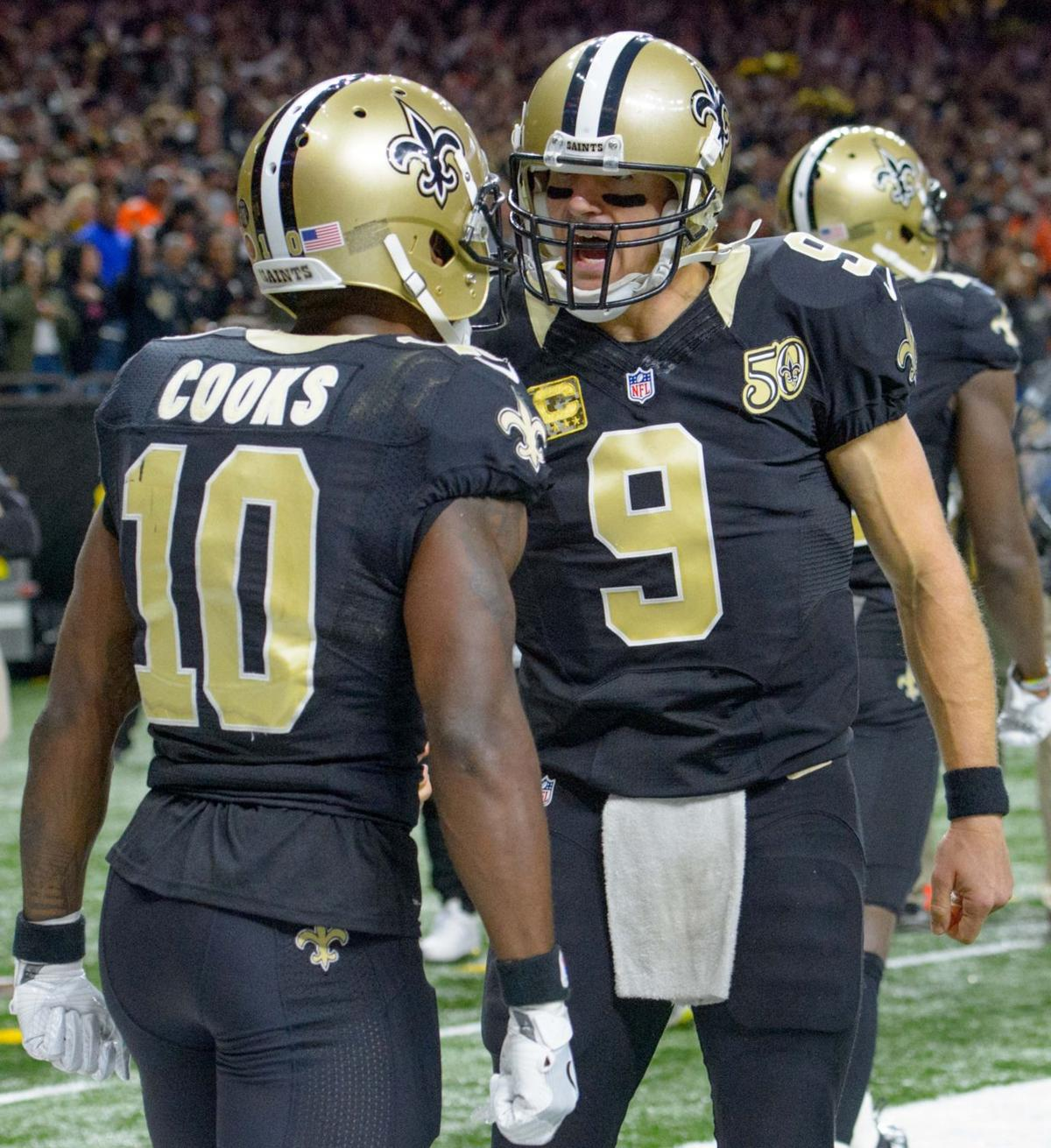 Drew Brees hopes Brandin Cooks got what he wanted in trade but
