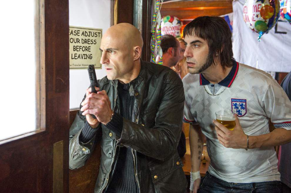 Review: 'Brothers Grimsby' is truly shameless _lowres