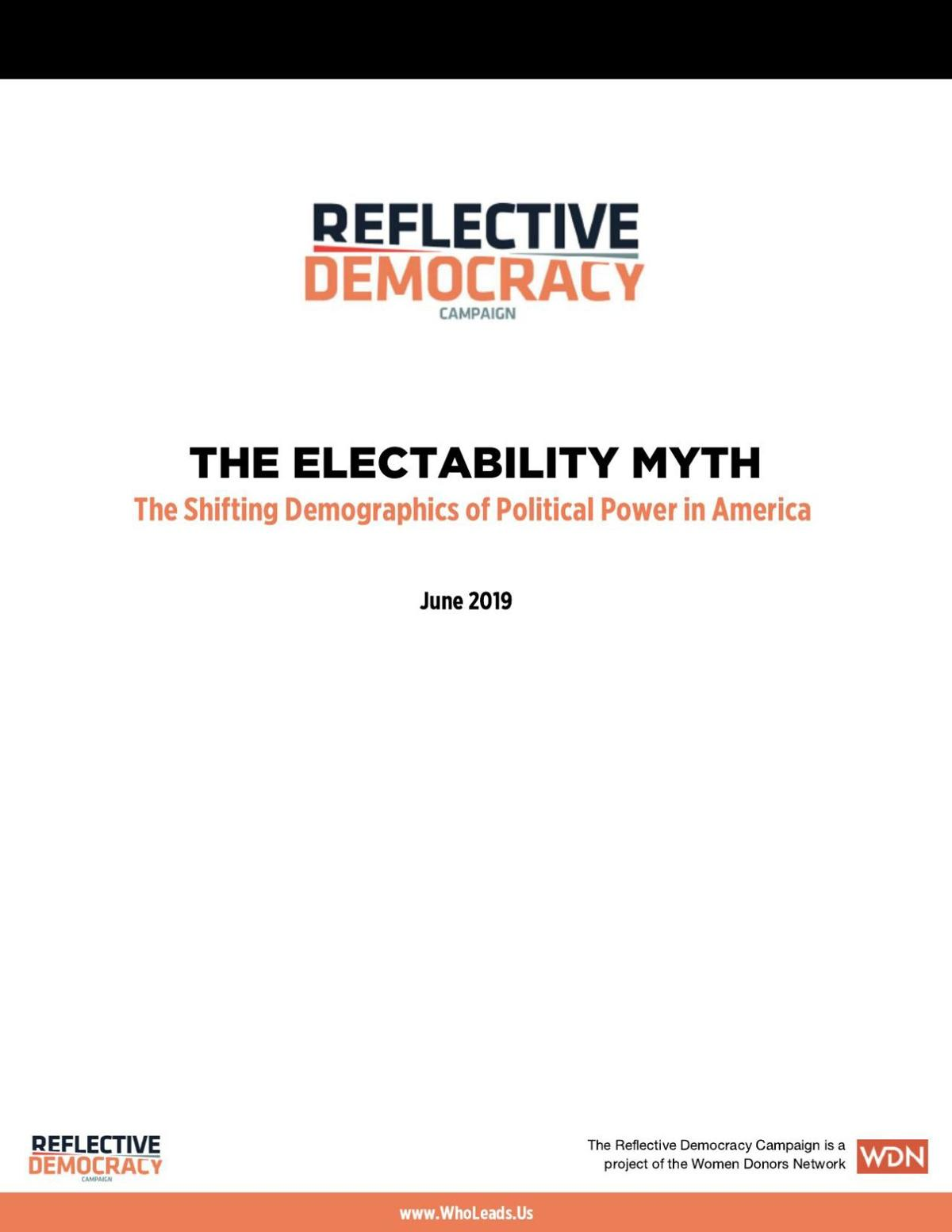 Reflective Democracy Campaign