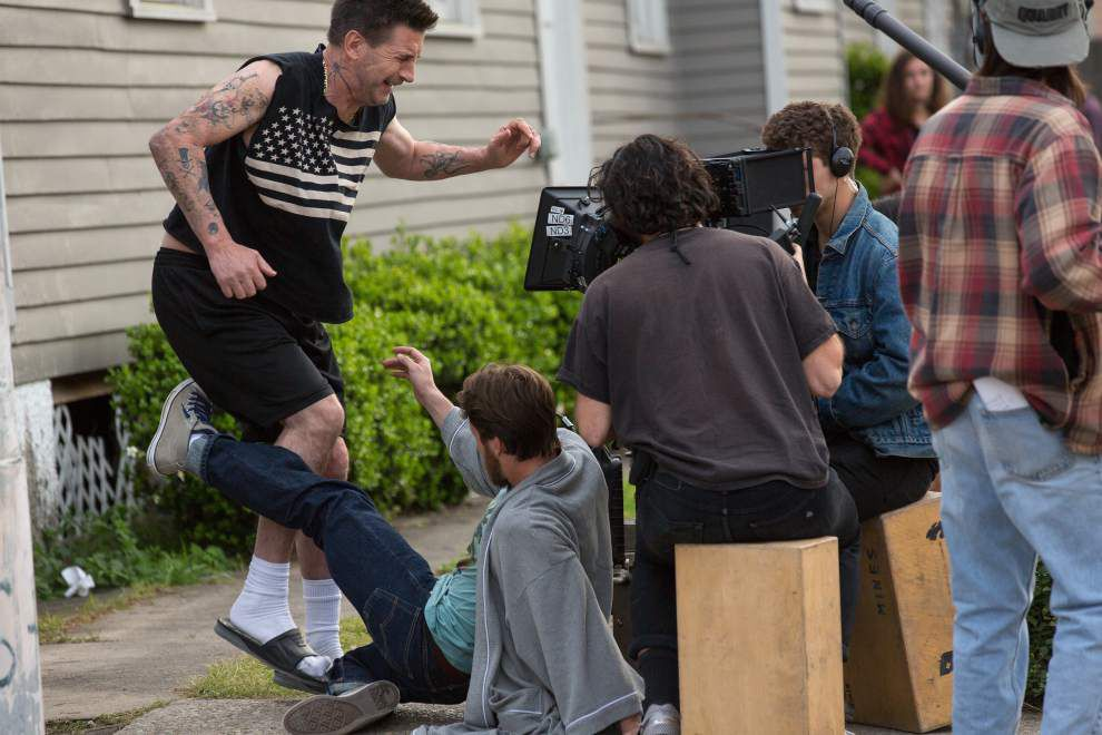 Billy Baldwin in New Orleans to film thriller 'Cut Off' _lowres