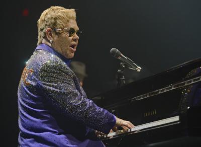 Elton John, Gambit copy