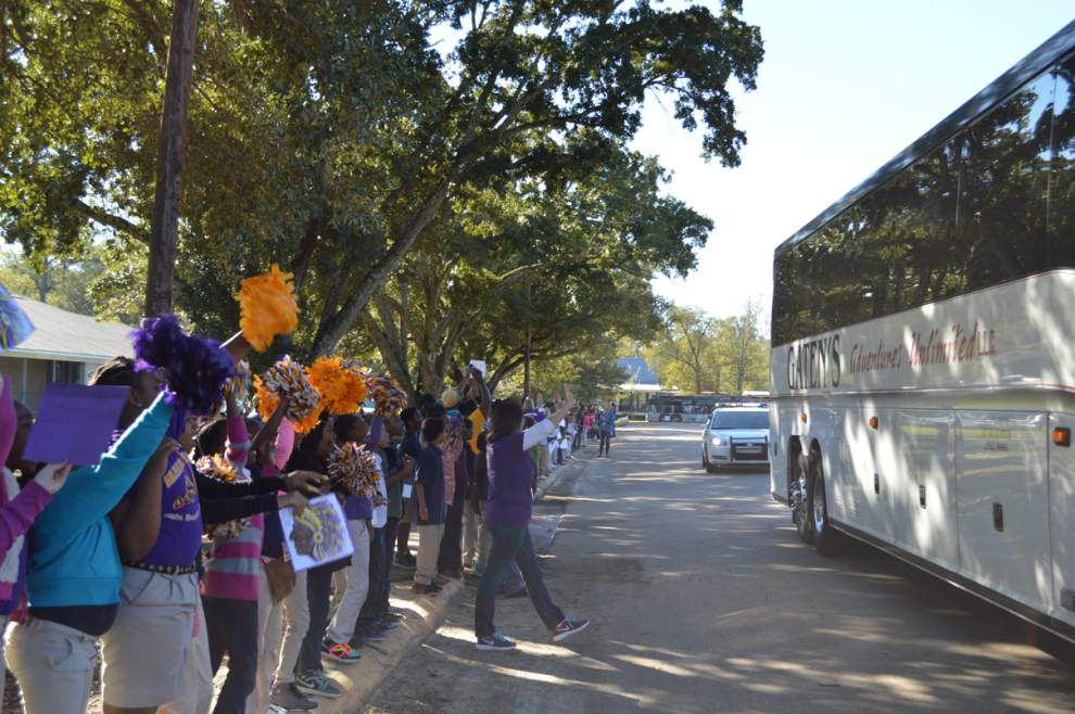 Amite High football travels for Round 2 of playoffs _lowres