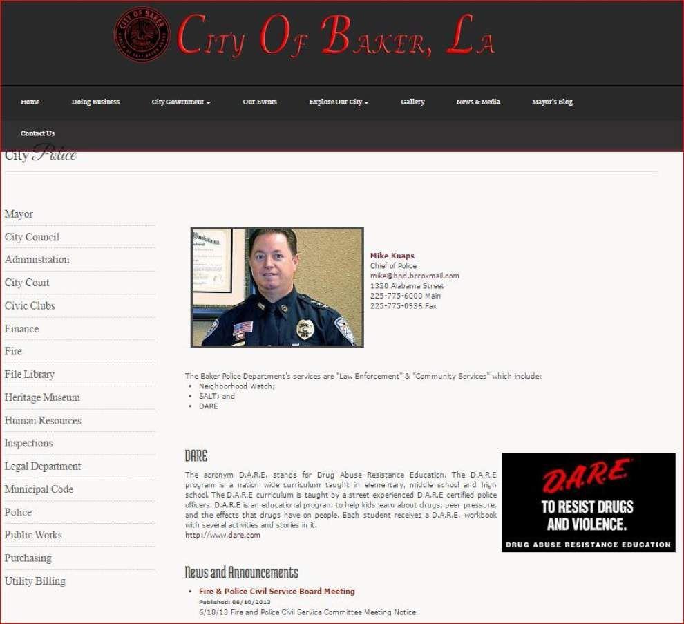 Baker Police arrests for April 21-29, 2016 _lowres
