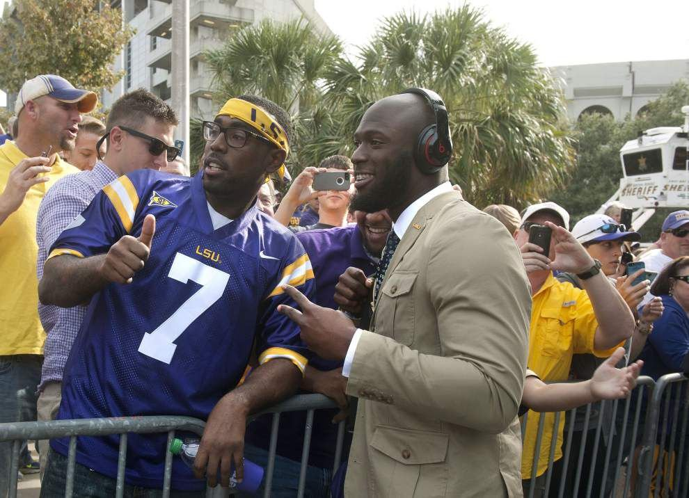Heisman Trophy scrutiny will be strong side story to LSU-Alabama clash, but Tigers star Leonard Fournette isn't concerned _lowres