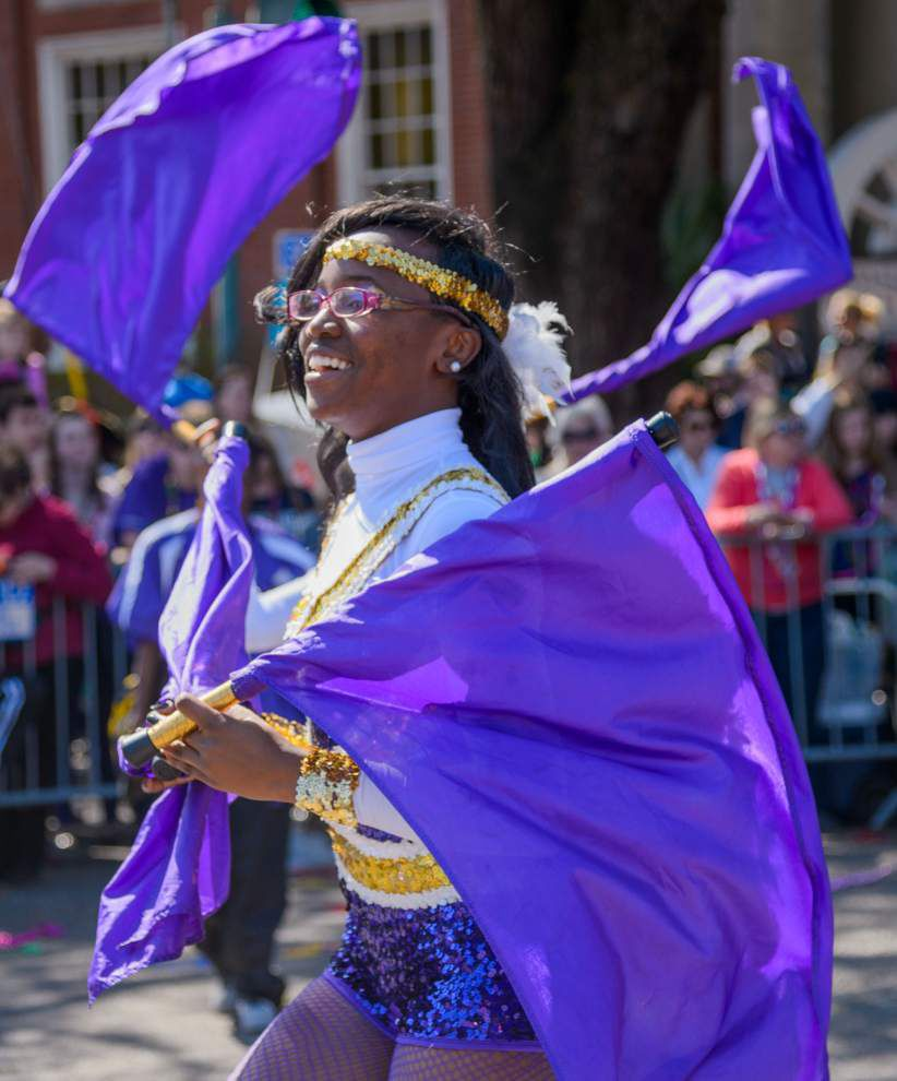 Photos: 'Throw me somethin' Ms.!' Krewe of Iris a hit in New Orleans