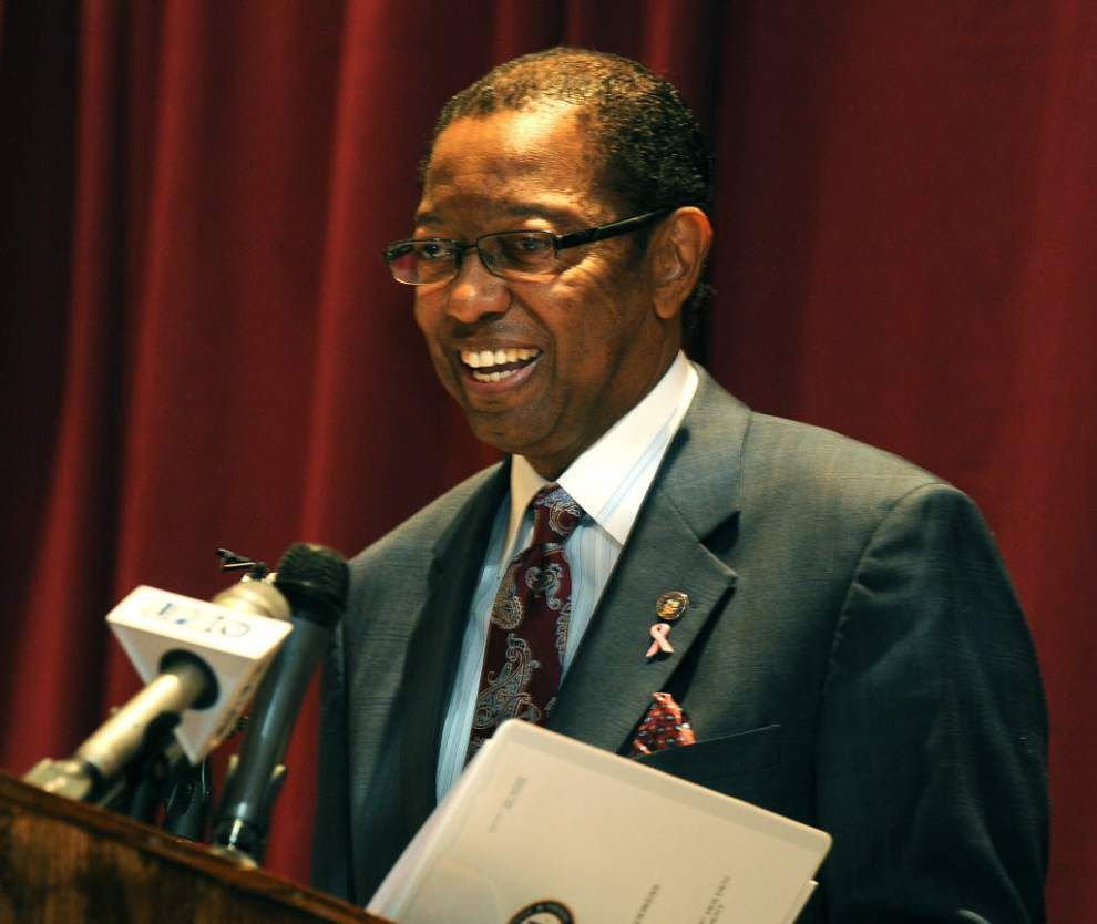 Baton Rouge Mayor Kip Holden to announce Wednesday whether he'll run for Congress _lowres
