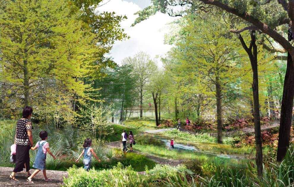 Fundraising to begin for Lafayette Central Park project construction _lowres