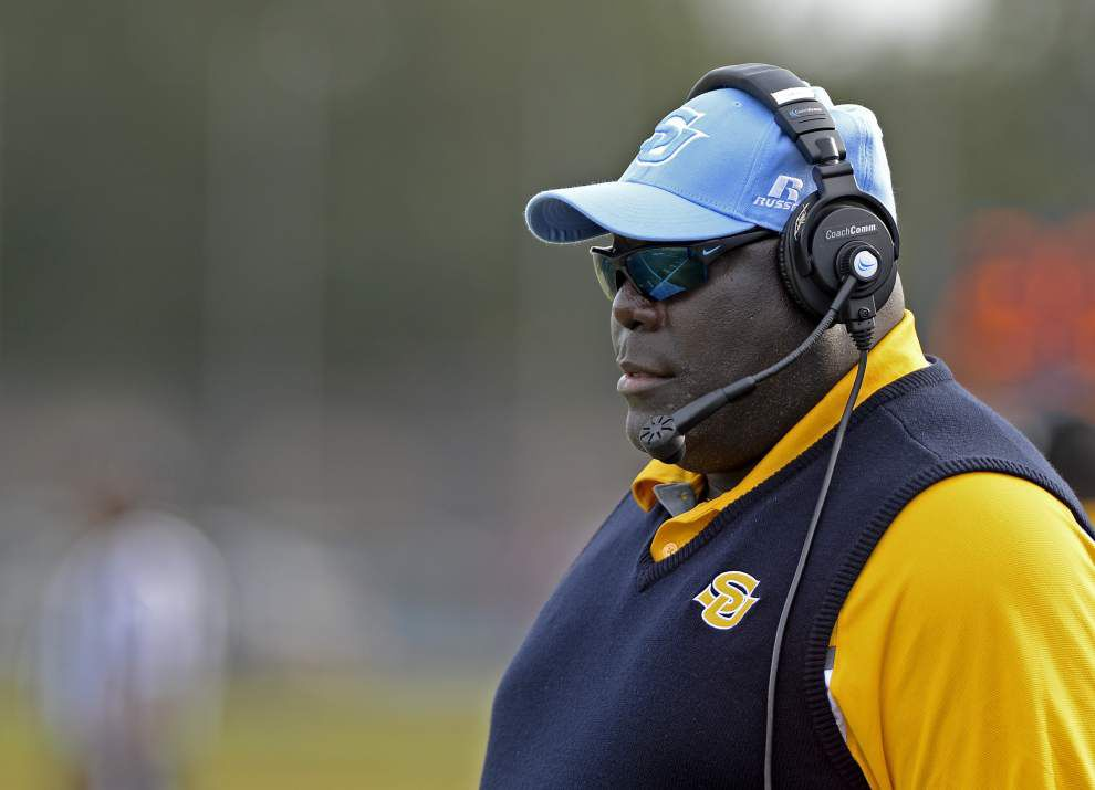Southern hires North Carolina A&T assistant Trei Oliver as new defensive coordinator _lowres