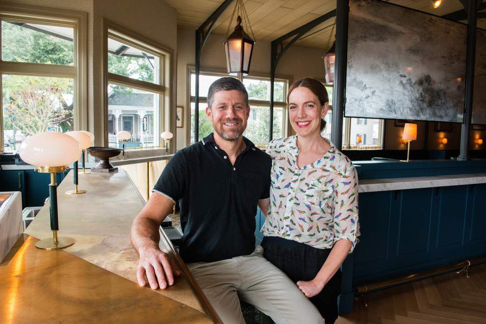 At new Uptown restaurant Kenton's, a bastion of bourbon and a homecoming _lowres