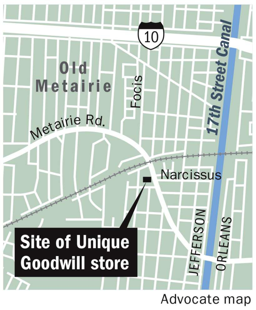 Upscale Goodwill store coming to Old Metairie _lowres