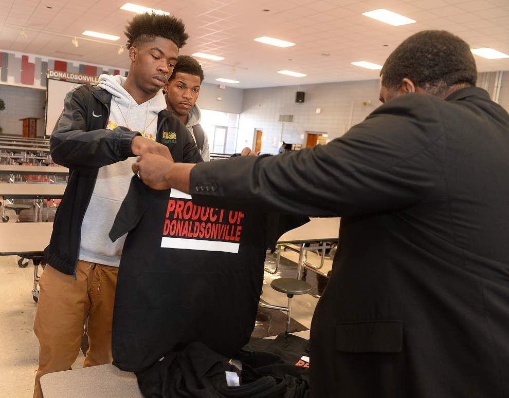T-shirt campaign building community pride in Donaldsonville _lowres