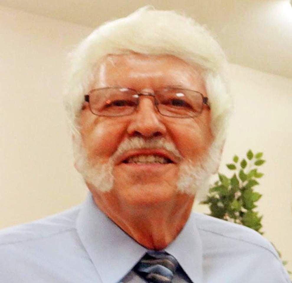 Raymond Paul Scheer, longtime Covington pastor, dies at 77 _lowres