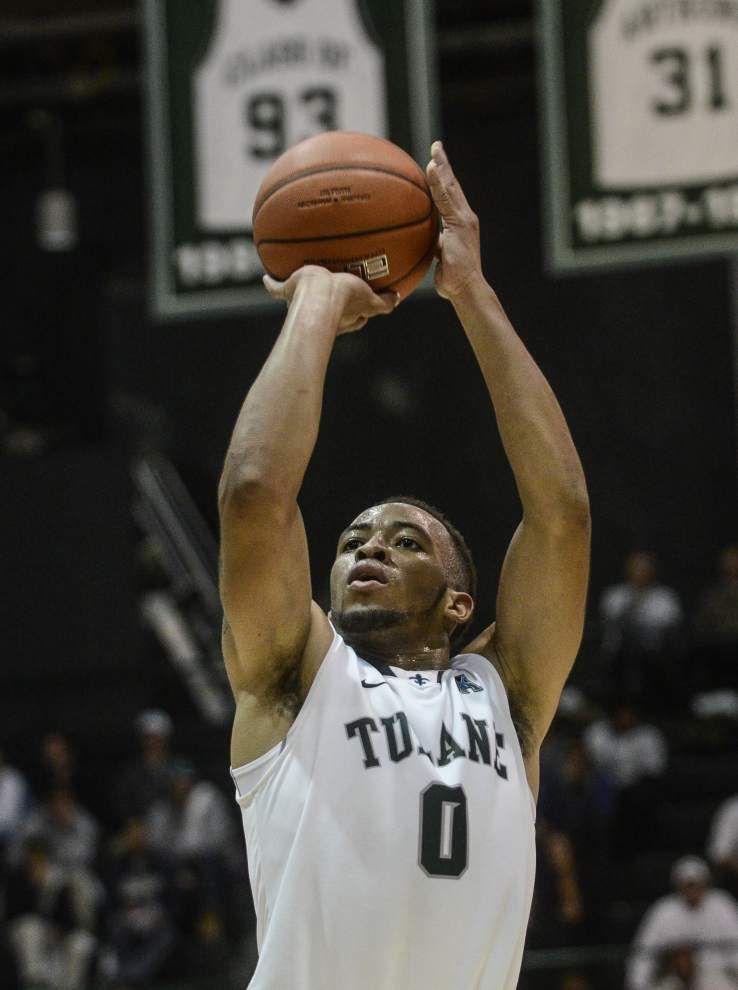 Green Wave tries to bounce back from season-opening loss _lowres