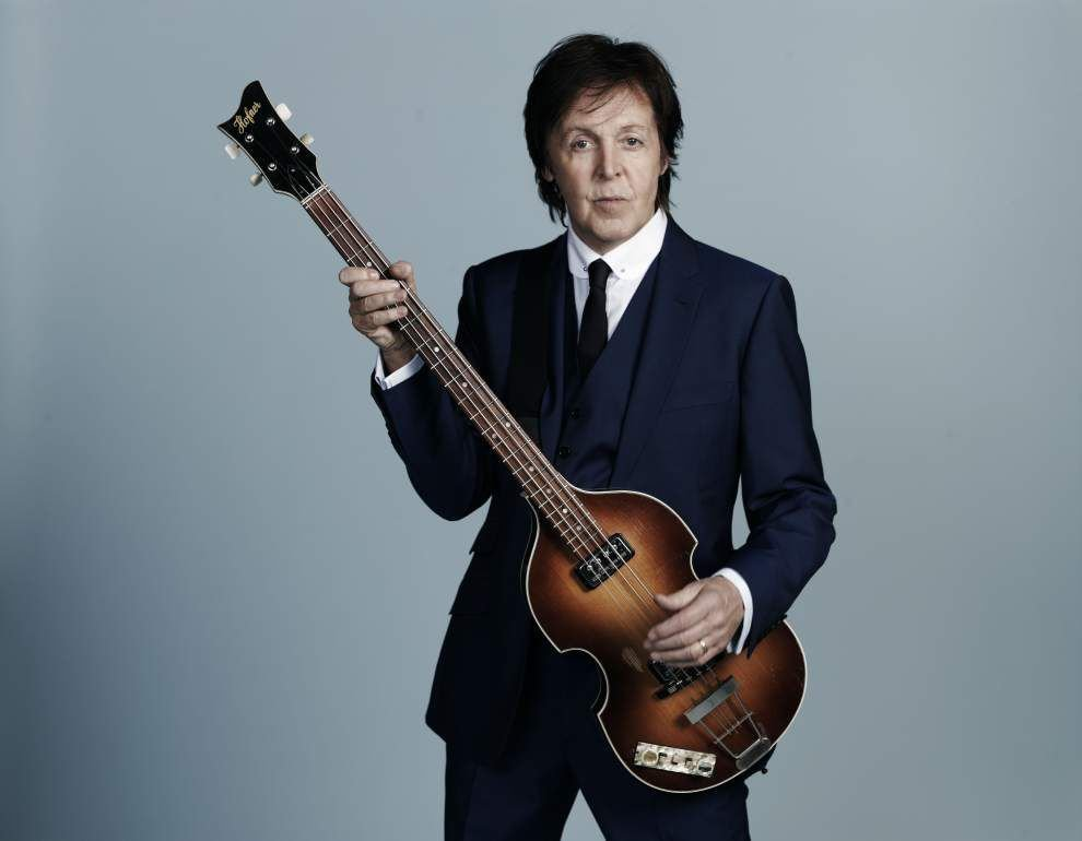 McCartney's N.O. show delayed until October _lowres