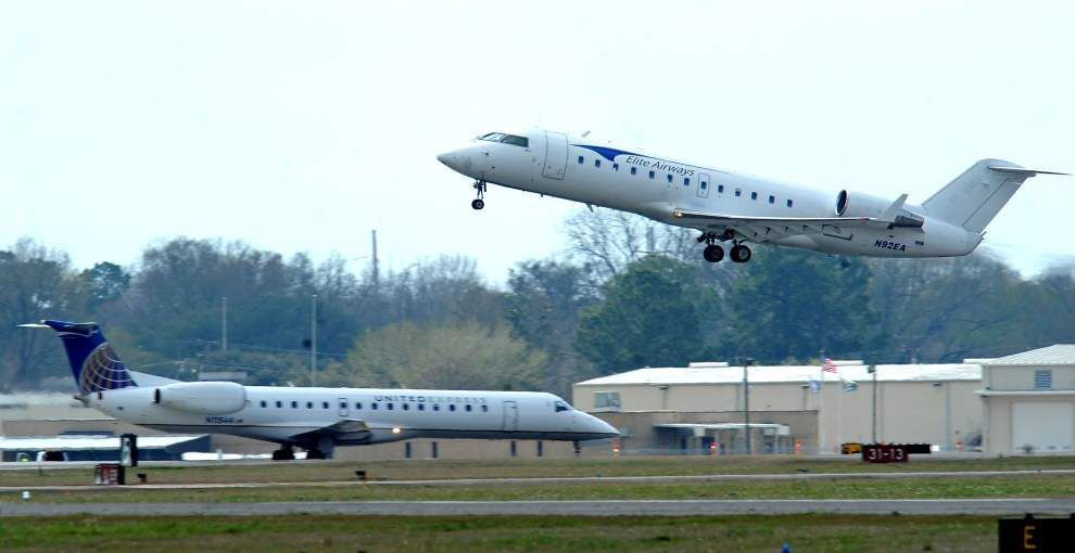 Baton Rouge airport sees flight decline, but not as bad as other airports _lowres