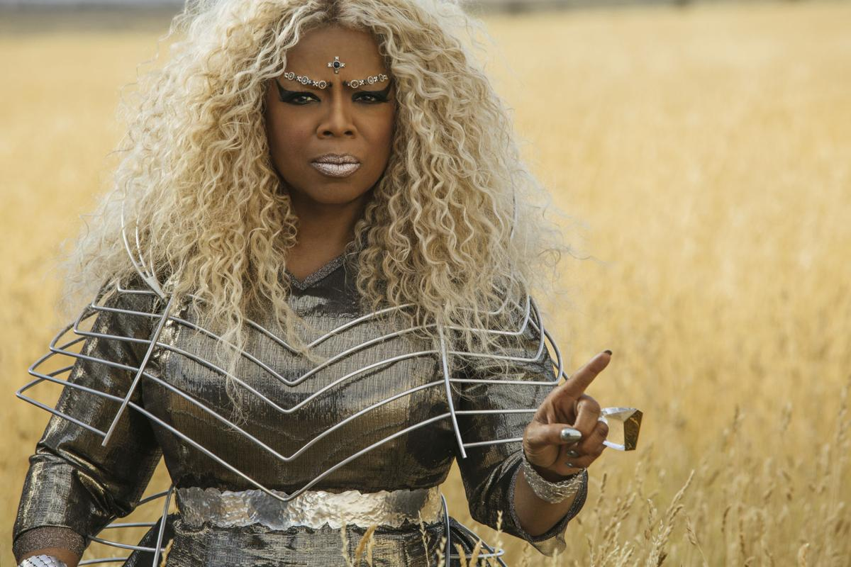 'A Wrinkle In Time' still 3 for Red