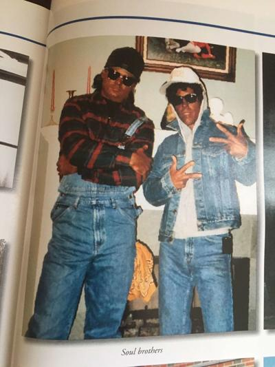 BRPD officers in blackface in 1993