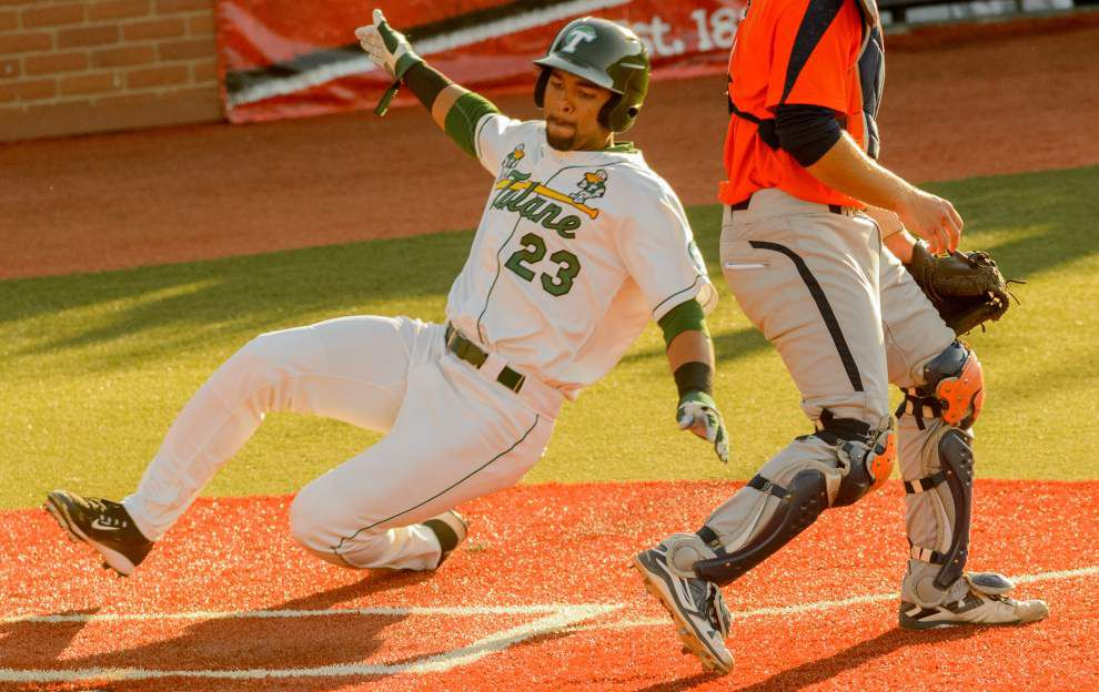 Tulane dominant again in 15-0 blowout of Pepperdine _lowres