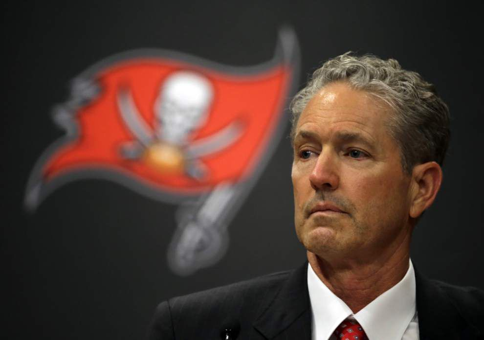 Tampa Bay Bucs get 'an experienced teacher' in new coach Dirk Koetter _lowres