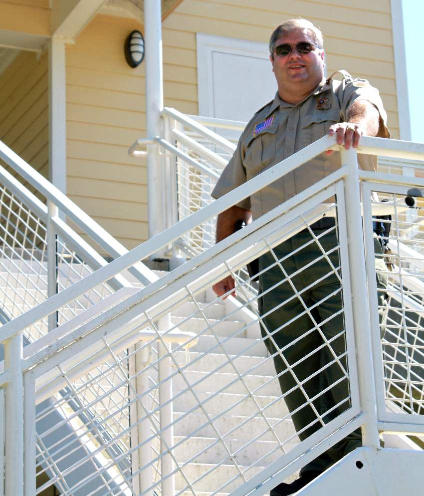 In Profile: Fontainebleau State Park tour with ranger James Dillon _lowres