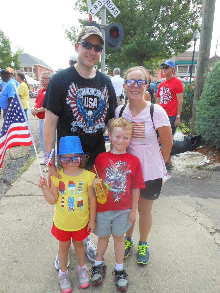 City of Hammond holds its 2nd annual Celebrate America event _lowres