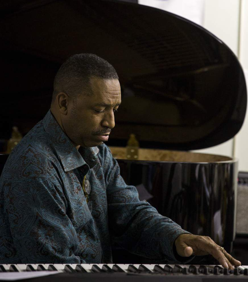 During Jazz Fest, world-class New Orleans saxophonist Donald Harrison Jr. juggles even busier schedule of music, mentorship _lowres