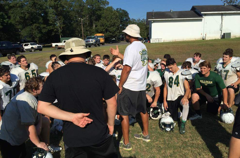 Silliman coach looks to seniors _lowres