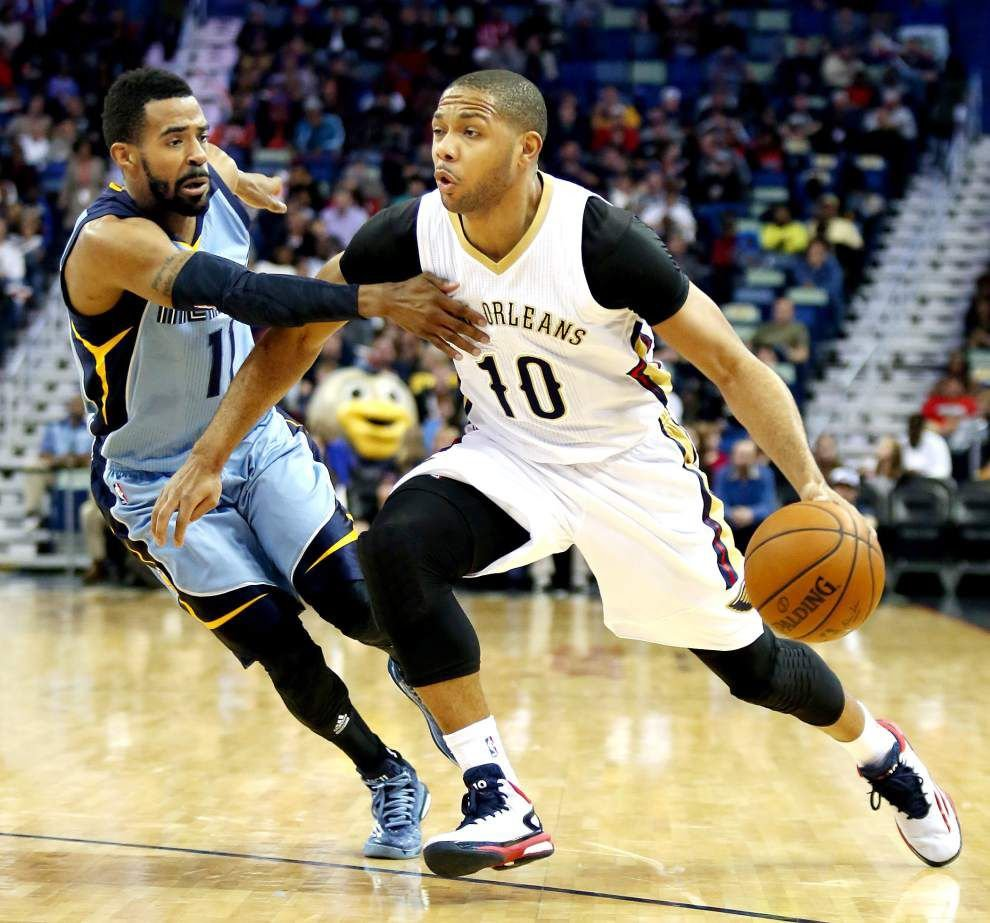 Finally united with coach Alvin Gentry, Pelicans guard Eric Gordon is eager to push the tempo _lowres