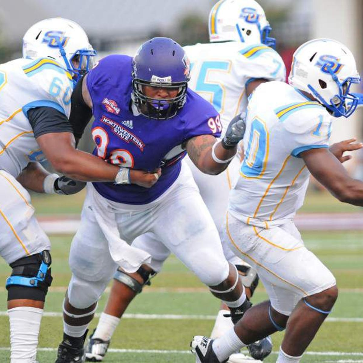 size 40 2ba0d 3bb28 Northwestern State's Deon Simon is back in Baton Rouge and ...
