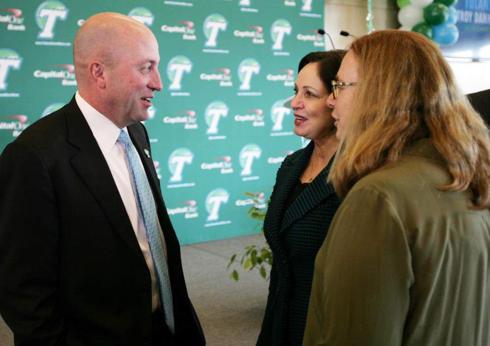 Ted Lewis: Since new Tulane athletic director Troy Dannen looks like a good get, here are three friendly tips to get the Green Wave rolling again _lowres