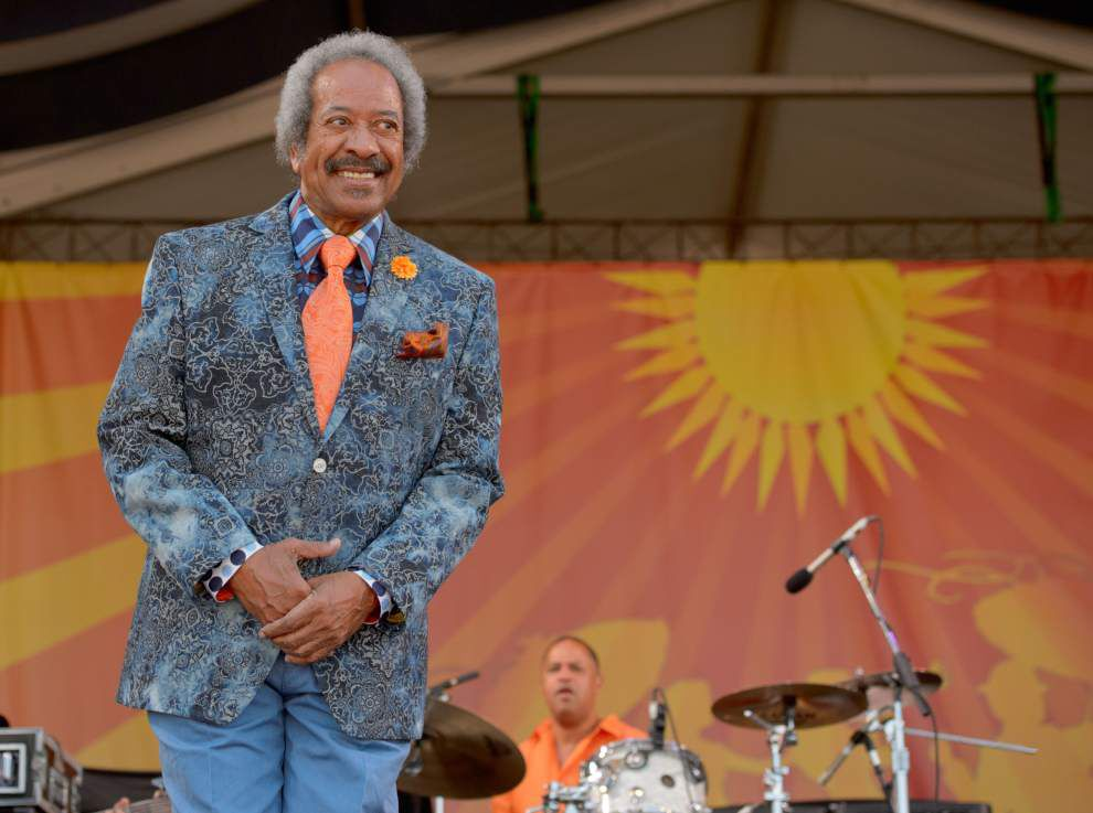 Letters: There's a better way to honor Allen Toussaint _lowres