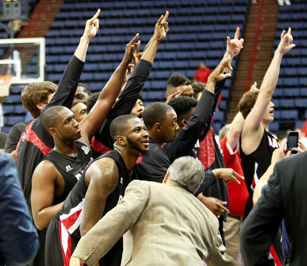 Video: Ragin' Cajuns advance to Sun Belt Conference championship game _lowres