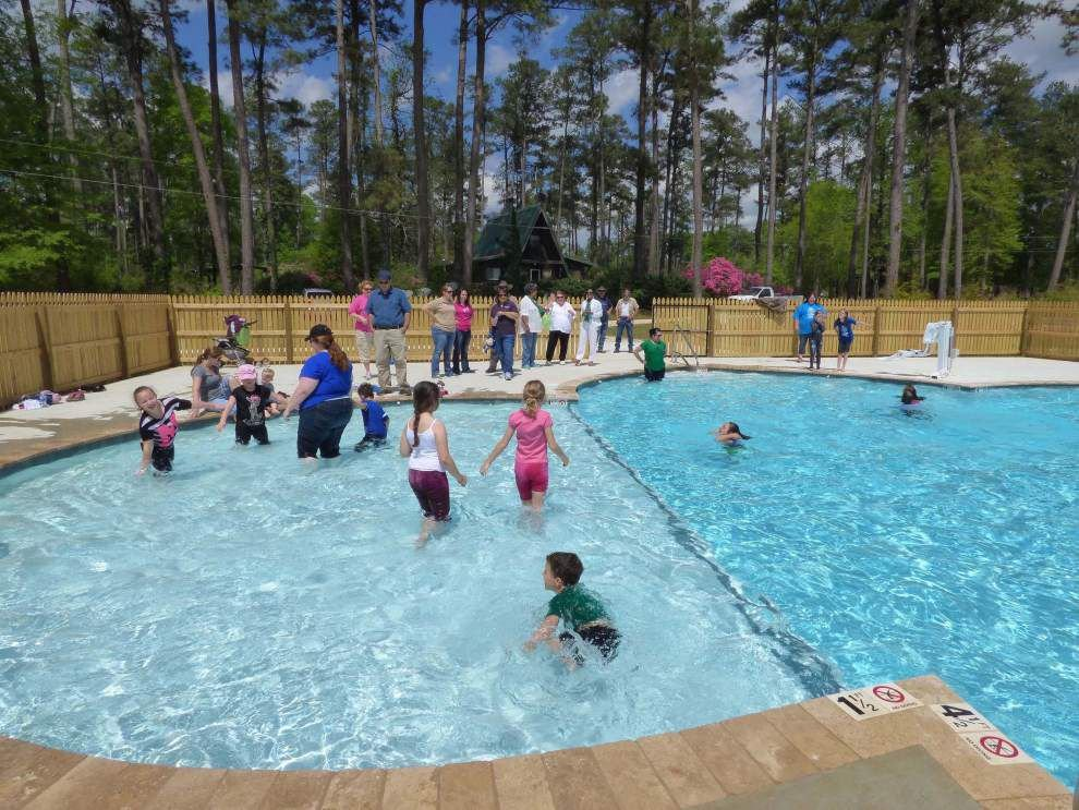 Girl Scout camp debuts new swimming pool _lowres