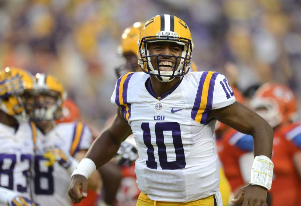 Rabalais: LSU's youth movement impresses again in rout of Sam Houston State _lowres