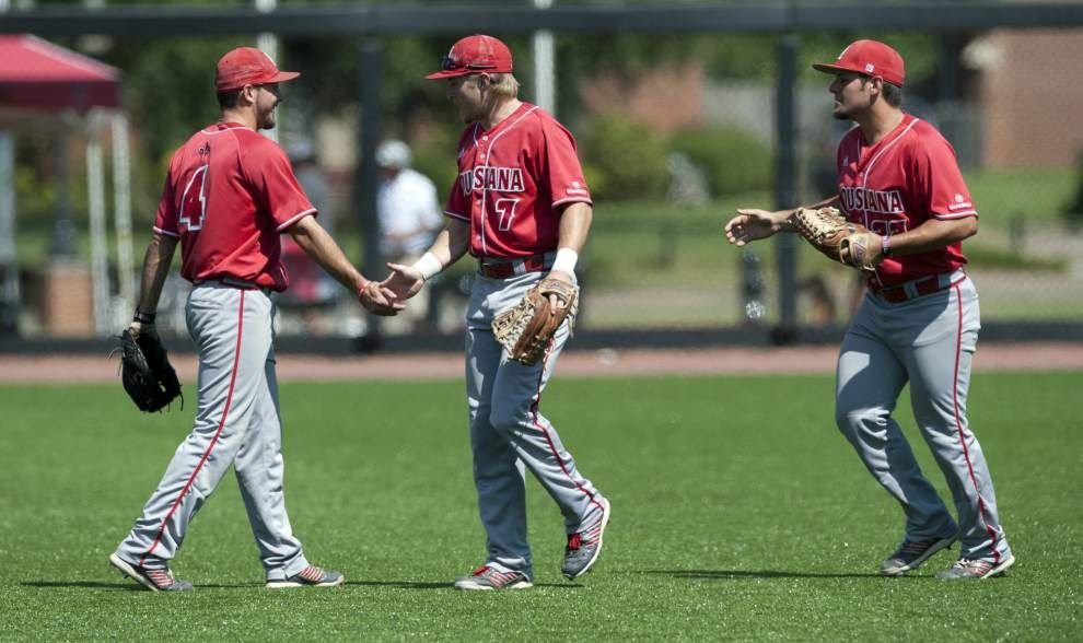 Cajuns' regional lineup much the same as what started the season _lowres