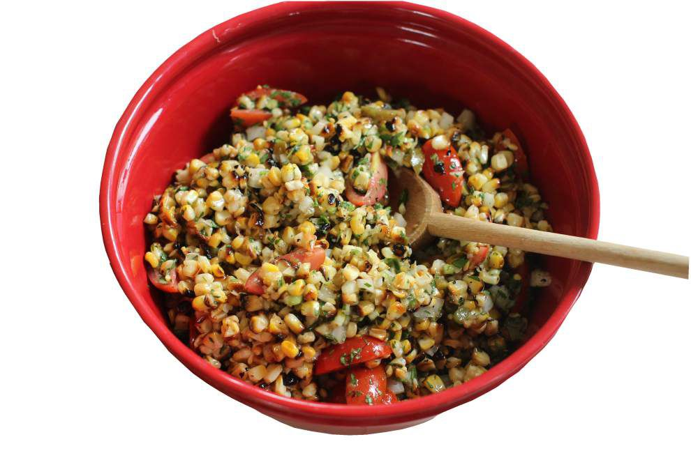Blistered Corn Salad _lowres