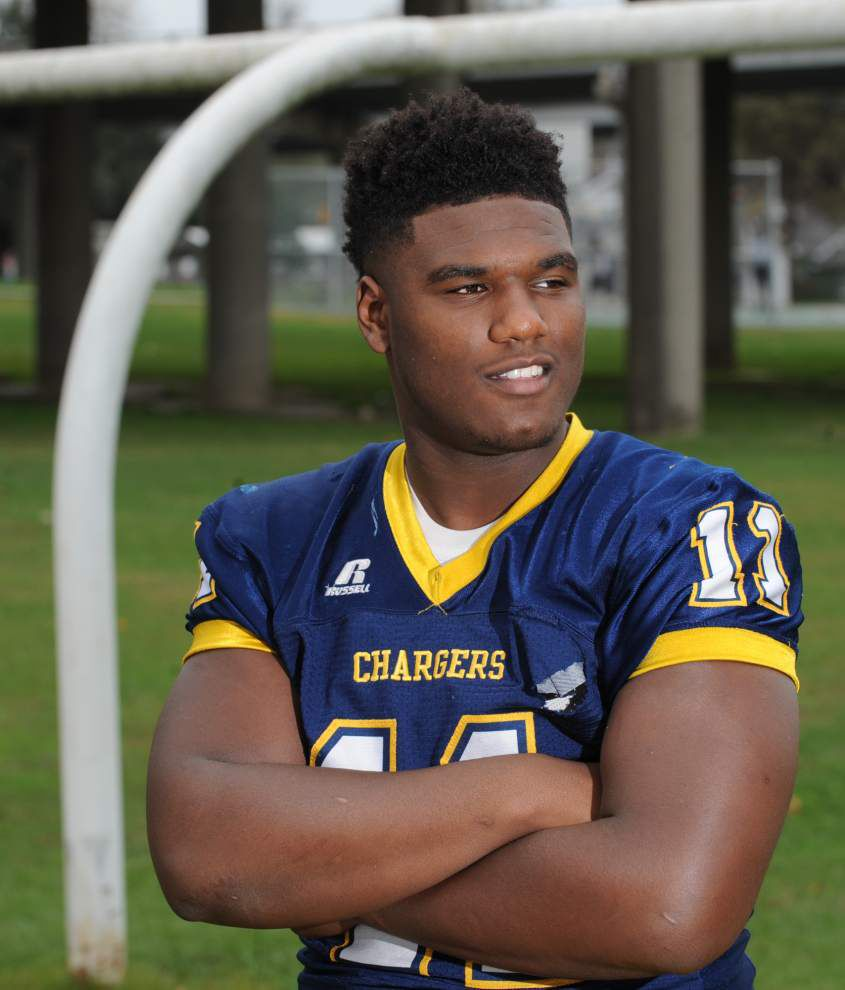 Madison Prep's Malcolm Roach, Parkview Baptist's Reggie Hayes, Parkview's Jay Mayet highlight Baton Rouge area All-Metro football team for Classes 3A, 2A, 1A _lowres