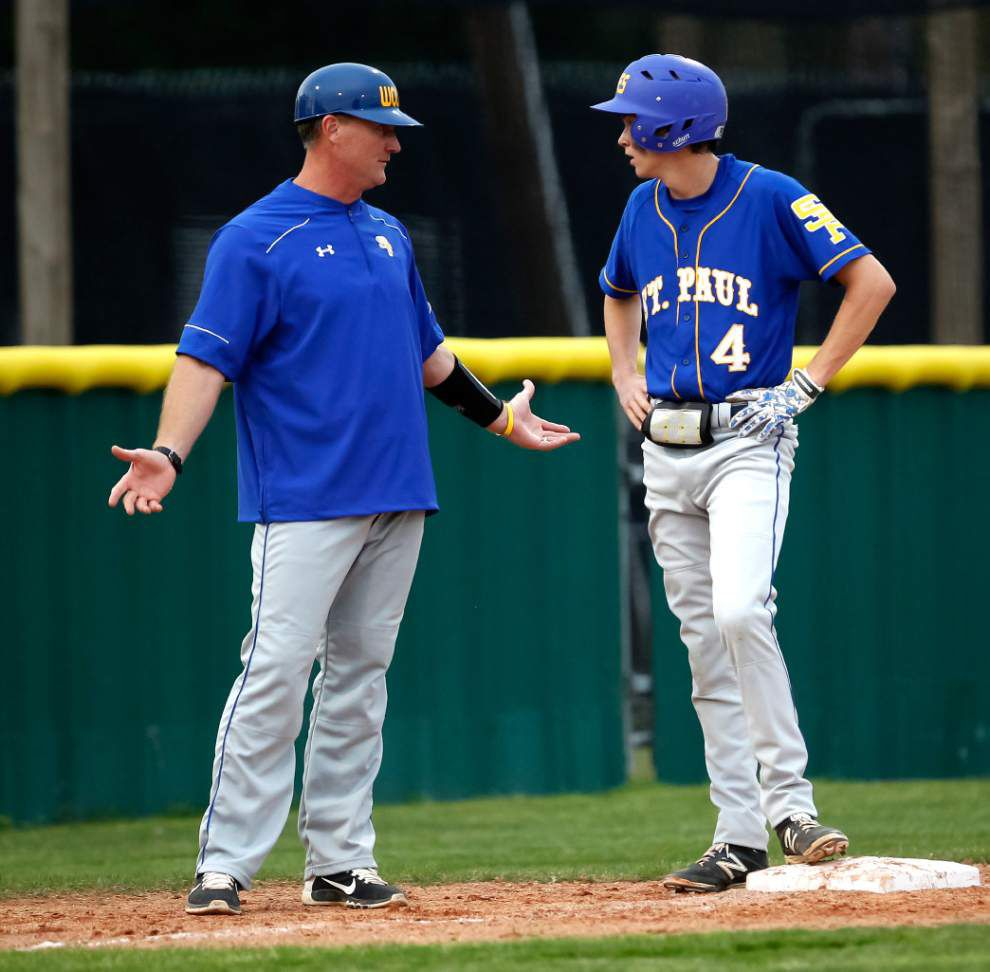St. Paul's tops Slidell in District 6-5A opener _lowres