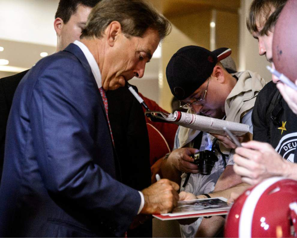 Alabama looks for return to form after last season's sour ending _lowres